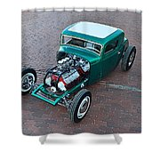 Ford 5-window Coupe Shower Curtain