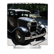 Ford A 1931 Shower Curtain