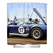 Ford Ac Cobra 17 Shower Curtain