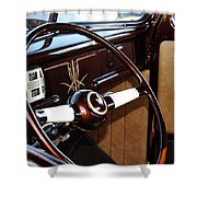 Ford Beauty Shower Curtain