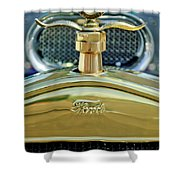 Ford Boyce Motometer 2 Shower Curtain