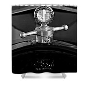 Ford Boyce Motometer Shower Curtain