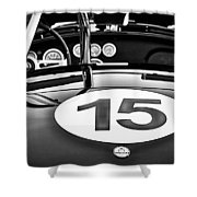 Ford Cobra Shower Curtain