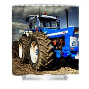 Ford County  Shower Curtain