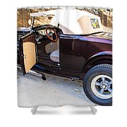 Ford Coupe Shower Curtain