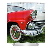 Ford Crown Victoria Shower Curtain