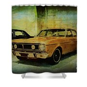 Ford Falcon Xt Gt Shower Curtain