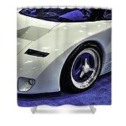 Ford G T90 V2 Shower Curtain