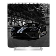 Ford Gt '66 Heritage Edition Shower Curtain
