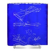 Ford Motor Vehicle Drawing 1b Shower Curtain