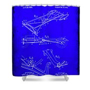 Ford Motor Vehicle Drawing 1d Shower Curtain