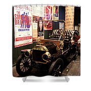 Ford Oldtimer Shower Curtain