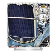 Ford Pickup 1931 Shower Curtain