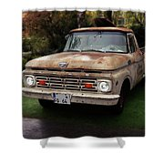 Ford Pickup, Ford 1964 Shower Curtain