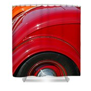 Ford Roadsters Shower Curtain