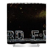 Ford 1 Shower Curtain