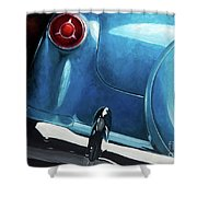 Ford Skyliner  Shower Curtain