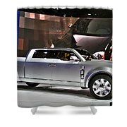 Ford Super Chief Concept  Shower Curtain