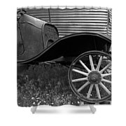 Ford T Shower Curtain