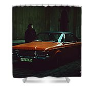 Ford Taunus 20m Rs Coupe Shower Curtain