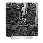 Ford Tractor Shower Curtain