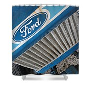 Ford Tuff Shower Curtain
