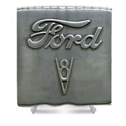 Ford 23 Shower Curtain