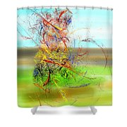 Fore Shower Curtain