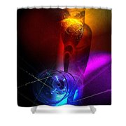 Foreplay Shower Curtain