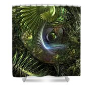 Forest Floor Fantasy Shower Curtain