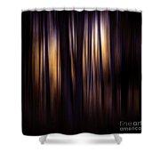 Forest Surround Shower Curtain