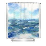 Forever Shower Curtain