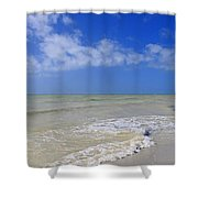 Forgiven Luxury Shower Curtain