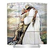 Forgiven Shower Curtain