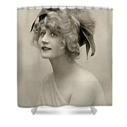 Forgotten Beauty Shower Curtain