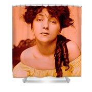 Forgotten Beauty Shower Curtain