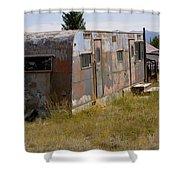 Forgotten Home Shower Curtain