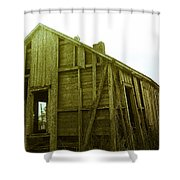 Forgotten Home Shower Curtain