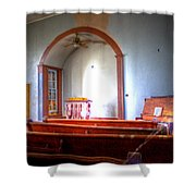 Forgotten Ministries Shower Curtain