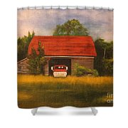 Forgotten Old Ford Shower Curtain