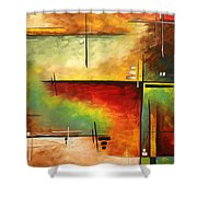 Forgotten Promise By Madart Shower Curtain