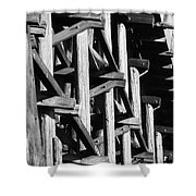 Form And Function 1 Shower Curtain