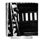 Form And Function 3 Shower Curtain