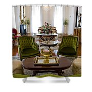 Formal Dining Room Shower Curtain