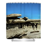 Formations Shower Curtain