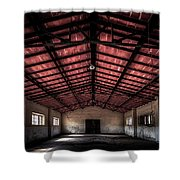 Former Cannery - Ex Conservificio II Shower Curtain