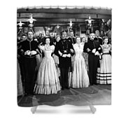 Fort Apache Shower Curtain