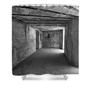 Fort Casey 3930 Shower Curtain
