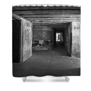 Fort Casey 3931 Shower Curtain