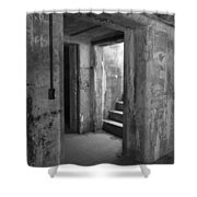 Fort Casey 3933 Shower Curtain